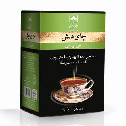 چای دبش ctc