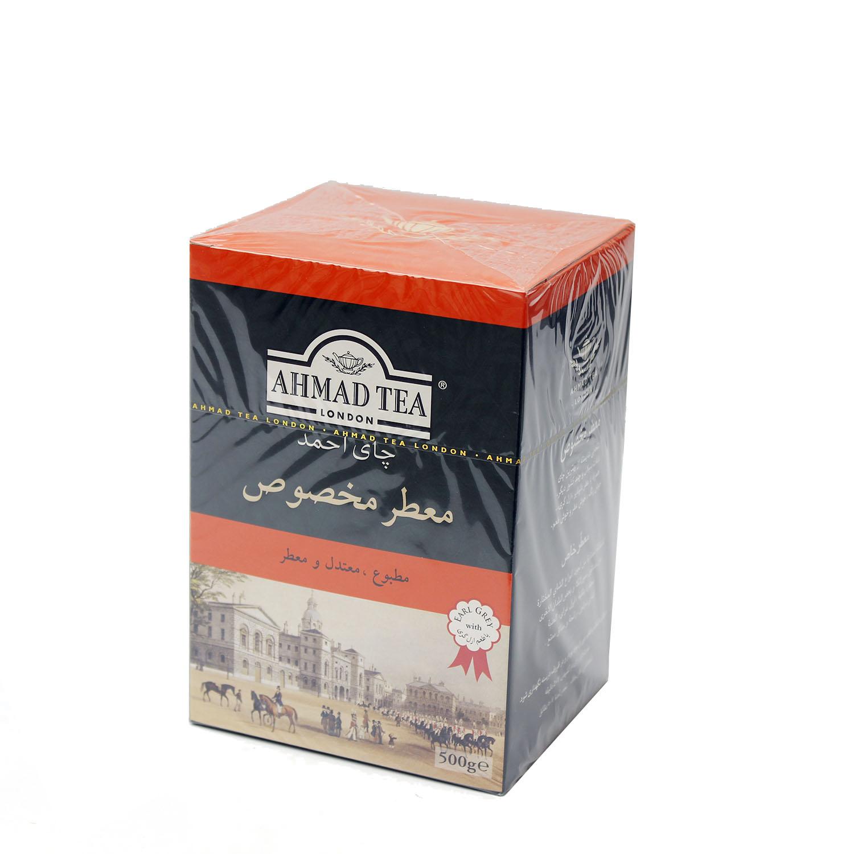 چای عطری (احمد)