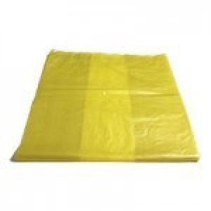کیسه زباله زرد ویژه 80*120 Cm (کیلویی)
