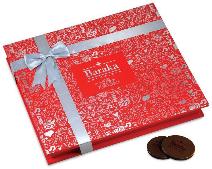 شکلات رد لایت باراکا