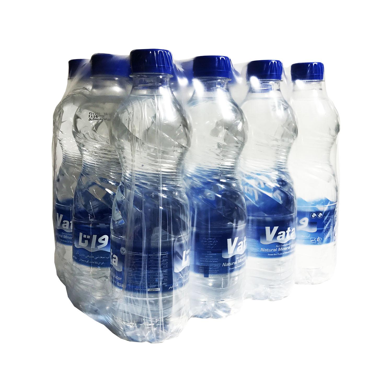 آب معدنی واتا 500 سی سی