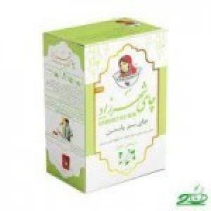 چای سبز شهرزاد
