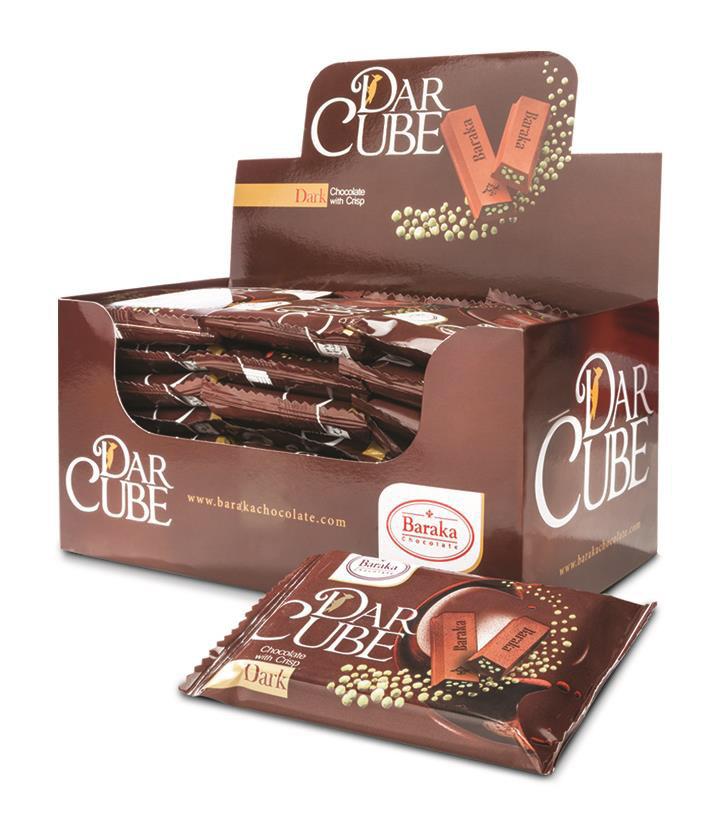 شکلات دارکوب دارک باراکا