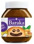 شکلات صبحانه باراکا