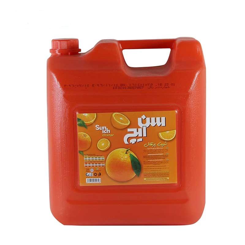 شربت پرتقالی 13کیلویی سن ایچ