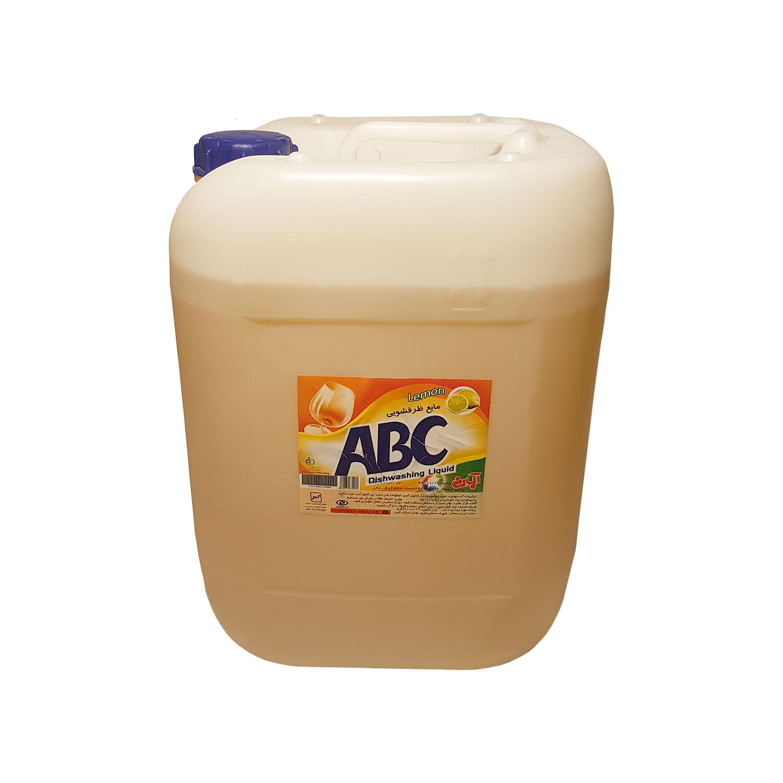 مایع ظرفشویی 20 ل(ا ب ث)