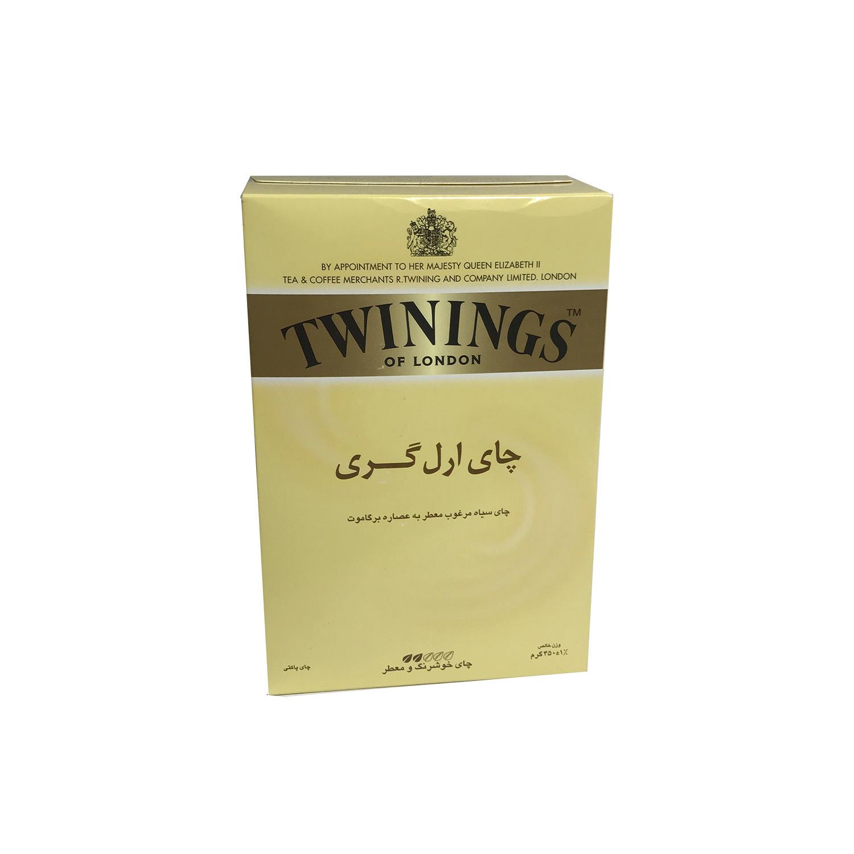 چای ارل گری عطری (توینینگ)