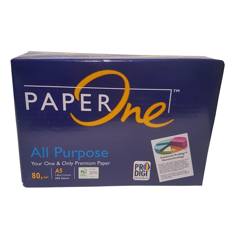 کاغذ A5 پیپروان (PAPER ONE)