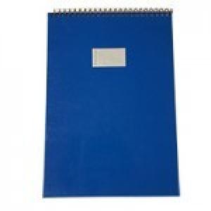 دفترچه سیمی از بالا سایز A5 (پومر)