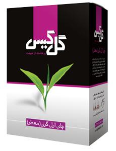 چای ارل گری (معطر) گل کیس