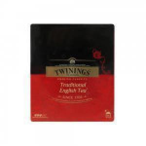 چای کیسه ای سنتی توینینگز کاوردار 50 عددی