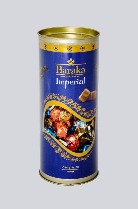 امپریال کوکوبار باراکا