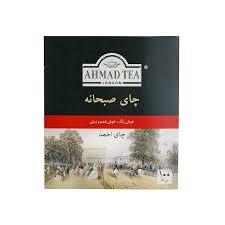 چای کیسه ای صبحانه احمد