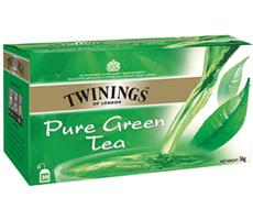 چای سبز خالص توینینگز