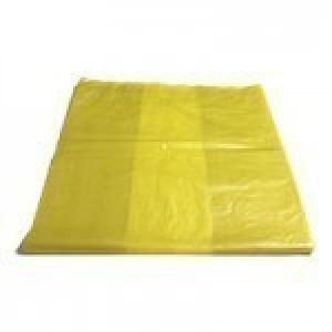 کیسه زباله زرد ویژه 70*90 Cm (کیلویی)