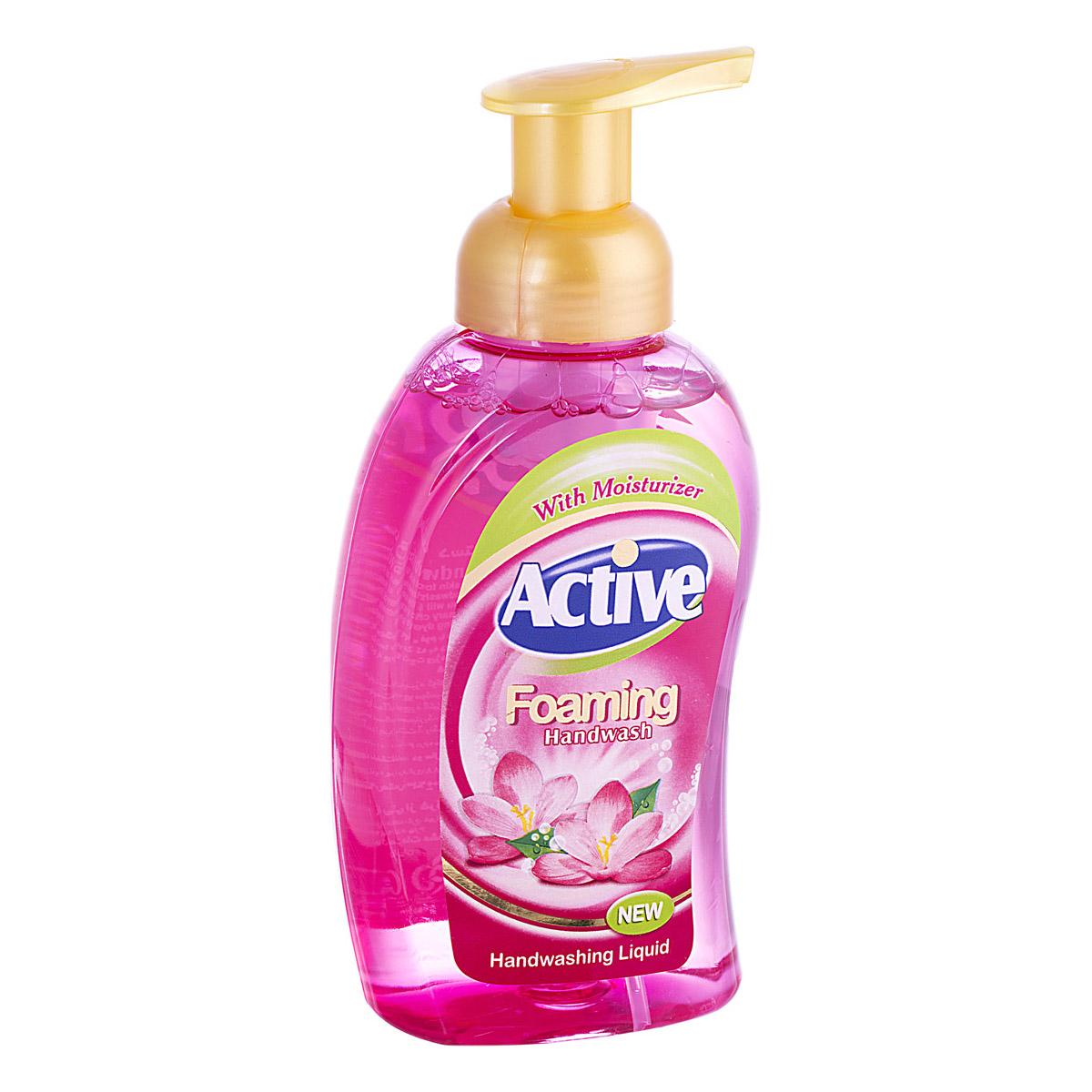 مایع دستشویی فوم اکتیو