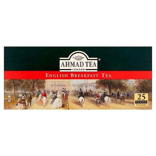 چای کیسه ای معطر 25 عددی(احمد )