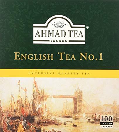 چای کیسه ای 100عددی(احمد)