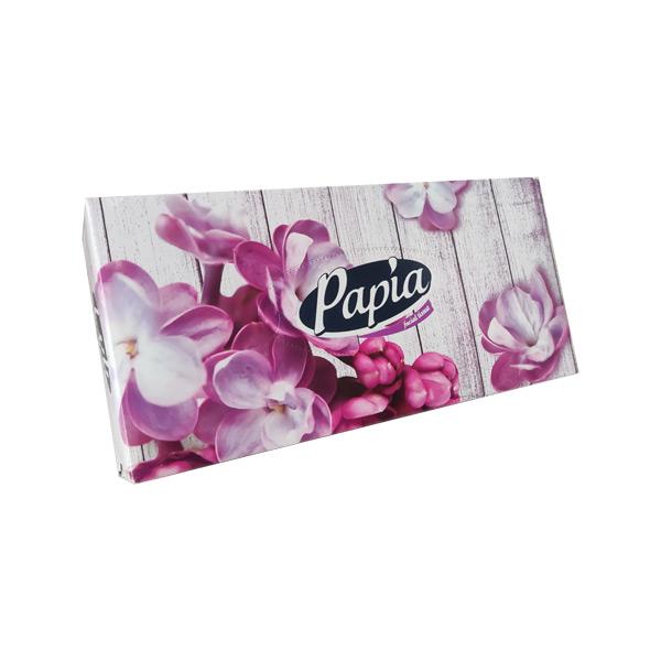 دستمال کاغذی 200 برگ پاپیا