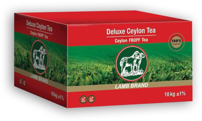 چای سیلان بره نشان (دولوکس)گلستان