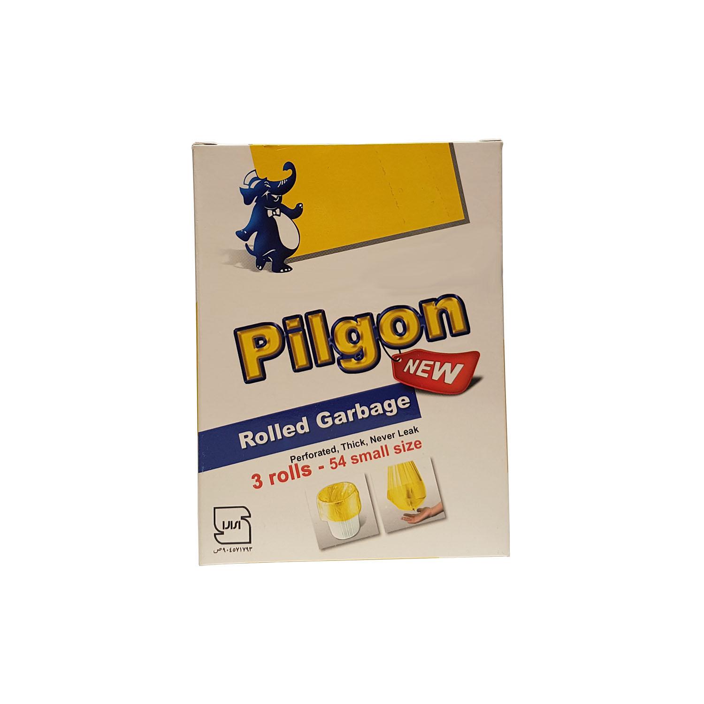 کیسه زباله زرد (پیلگون)