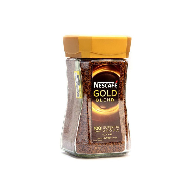 قهوه فوری 100 گرمی گلد (NESCAFE)