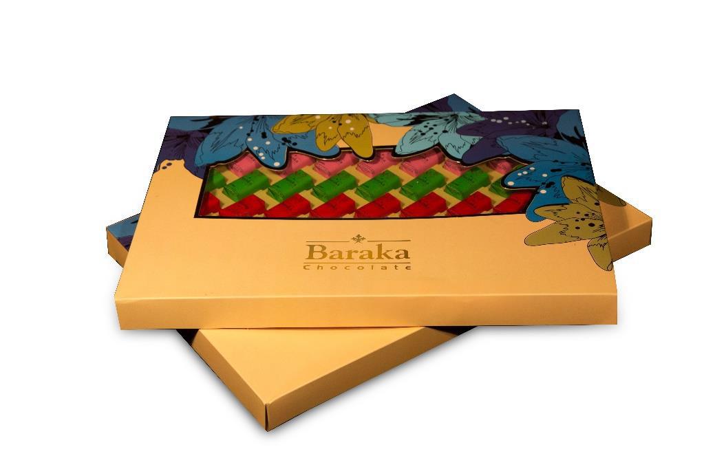 شکلات مریم باراکا