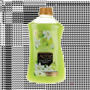 مایع دستشویی صدفی سبز اکتیو 2/5 لیتری