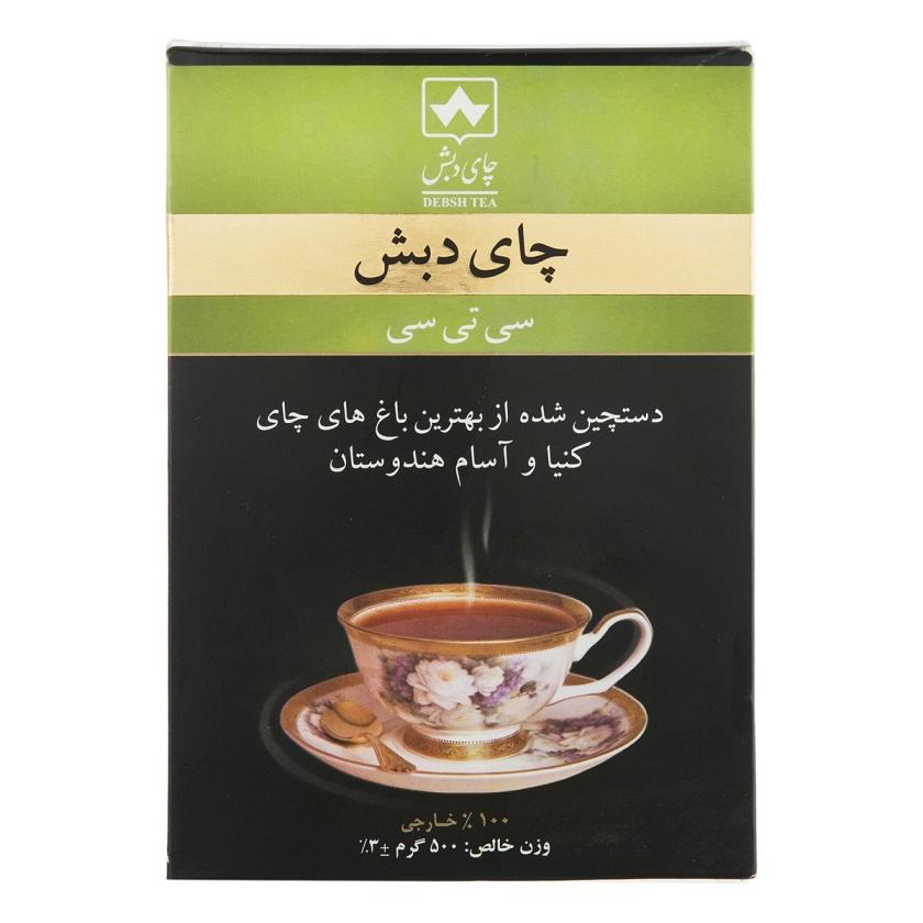 چای سیاه کله مورچه ای دبش