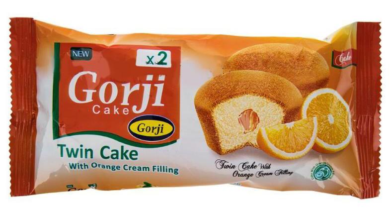 کیک پرتقالی گرجی
