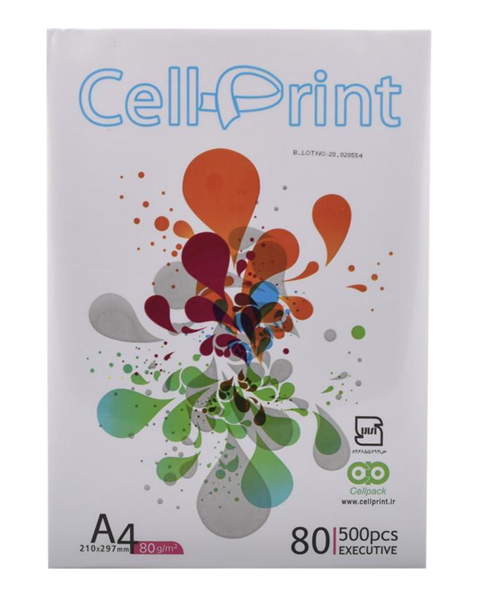 کاغذ A4 سل پرینت (Cellprint)