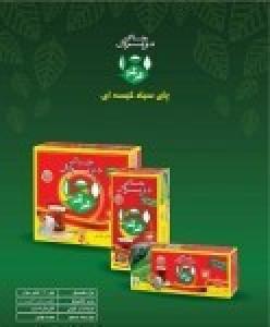 چای سیاه کیسه ای دوغزال