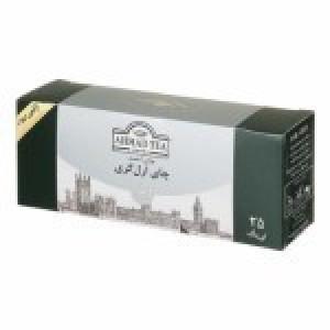 چای سیاه کیسه ای ارل گری احمد