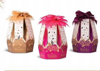 شکلات طناز باراکا