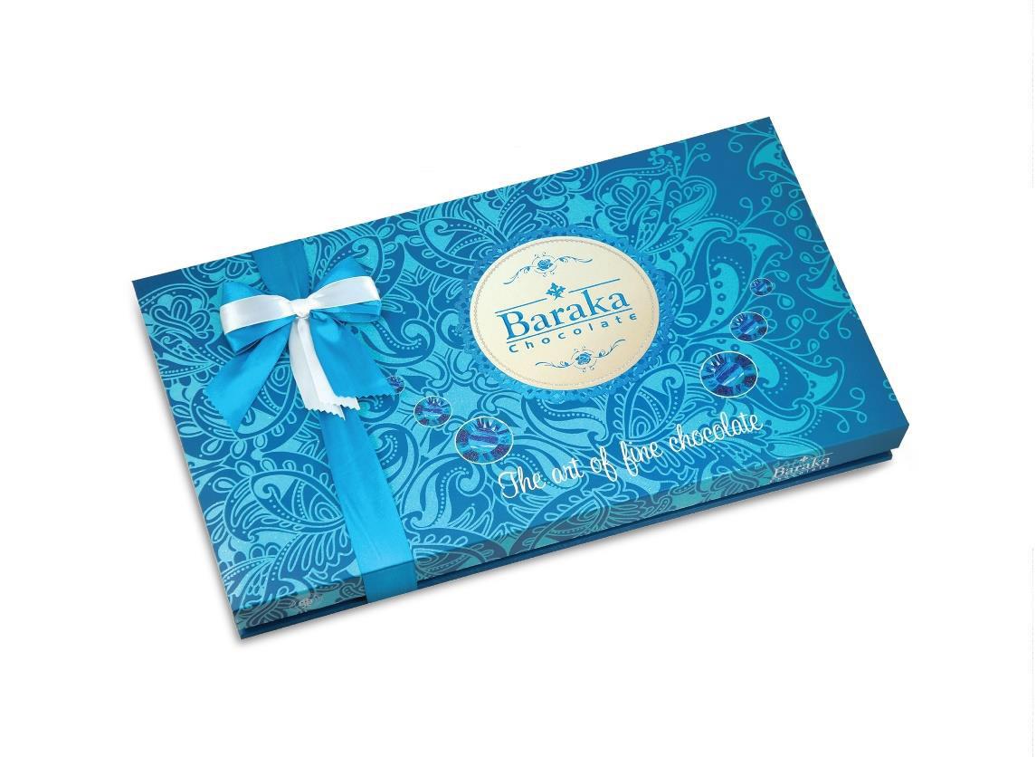 شکلات برلیان باراکا