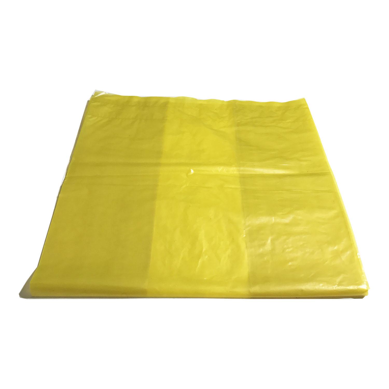 کیسه زباله زرد 70*90 Cm  (کیلویی)
