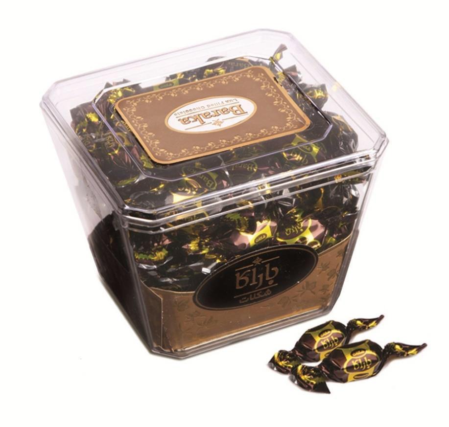 شکلات دوسر پیچ لوکس مخلوط باراکا