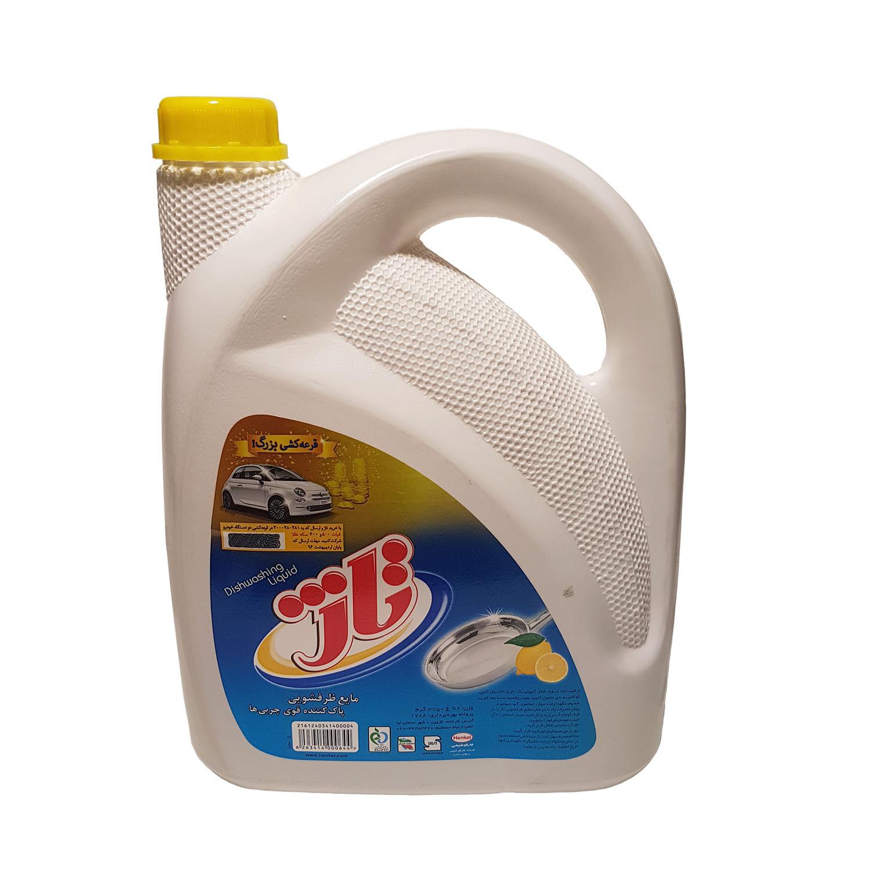 مایع ظرفشویی 3750 گرمی (تاژ)