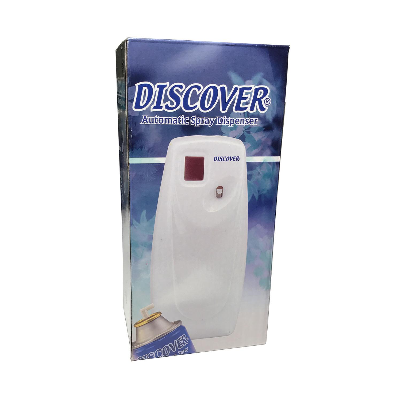 دستگاه اتوماتیک پخش اسپری (DISCOVER)