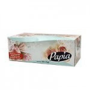 دستمال کاغذی 300 برگ (پاپیا)