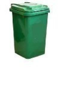 سطل زباله 100 لیتری سبز iesa
