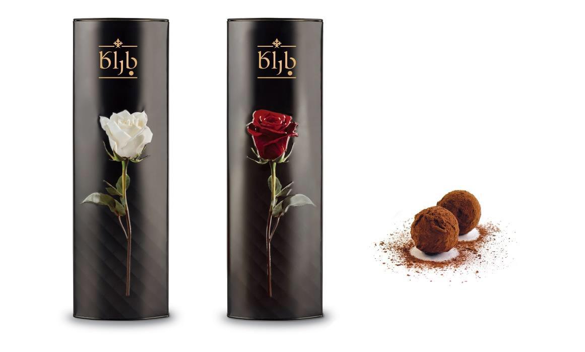 شکلات رز باراکا