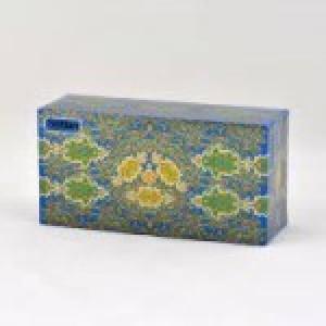 دستمال کاغذی 300برگ طرح نقش فرش درباری سافتلن