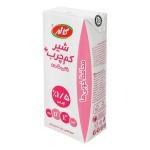 شیر استریل کم چرب1.5%فرادما کاله