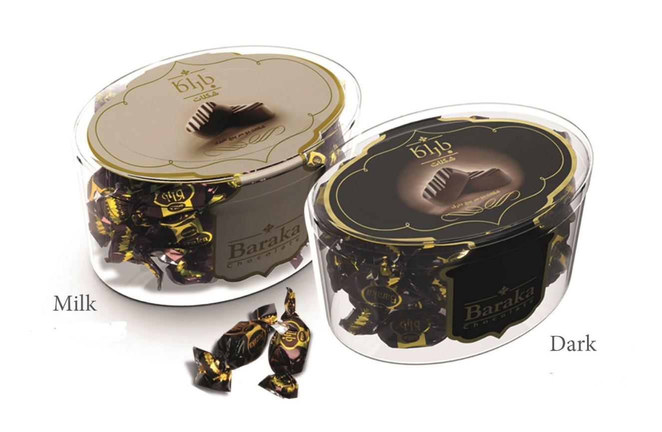 شکلات نگین باراکا