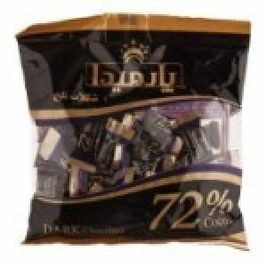 شکلات تلخ 72 درصد 330 گرمی پارمیدا