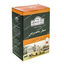 چای معطر مخصوص احمد
