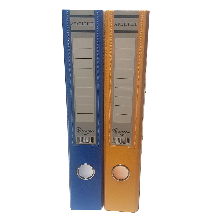زونکن P.P عطف 4.5 سانتیمتری A4 (سمند)