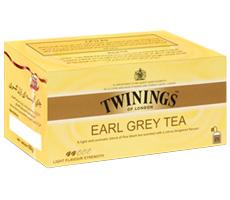 چای کیسه ای ارل گری توینینگز