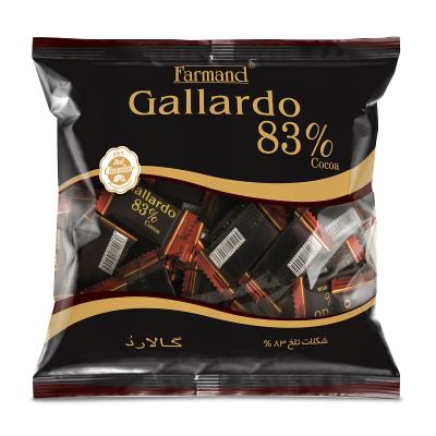 شکلات تابلت گالارد تلخ 83% پاکتی 330 گرم